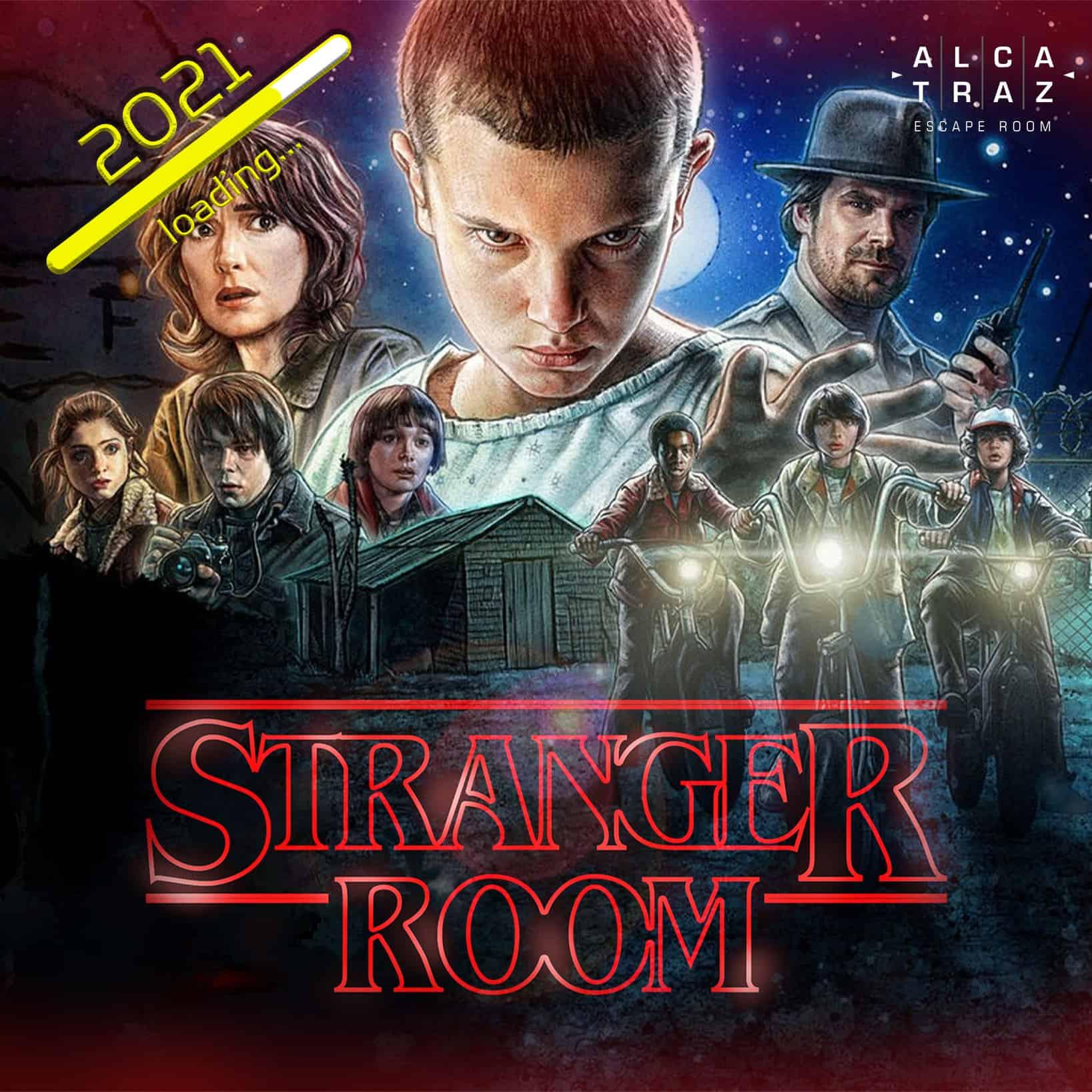 Escape Room Cagliari - Stranger room