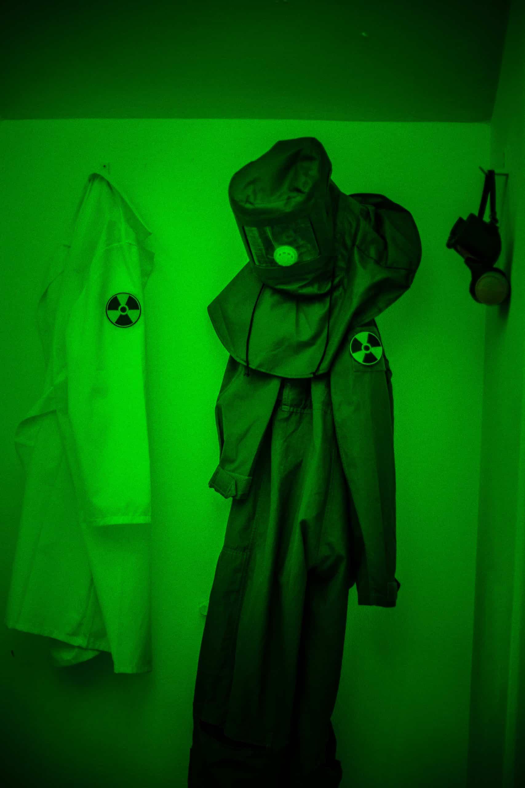 Area 51 - Escape Room Cagliari - Alcatraz